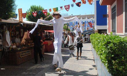 El medievo se instala en Valdepeñas