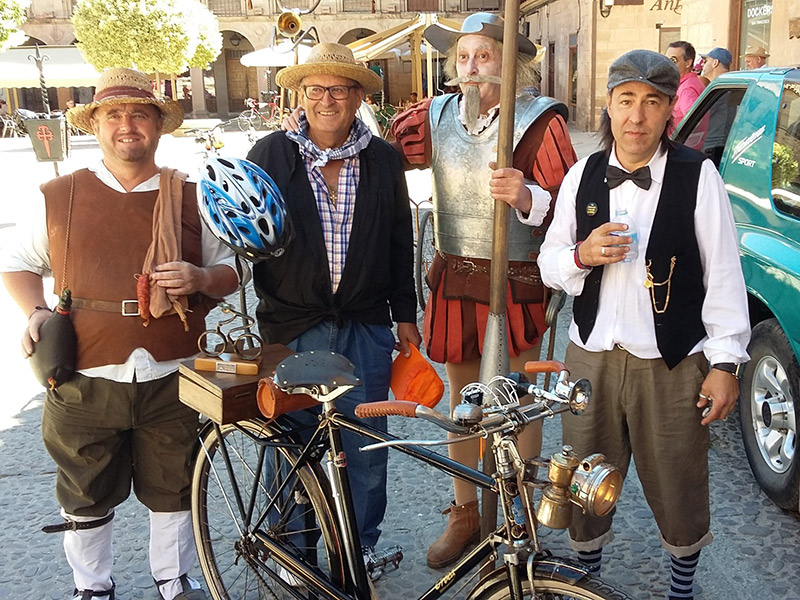 I Encuentro de bicicletas clásicas