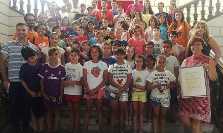 Alcázar de San Juan distinguida como Ciudad Embajadora de la Infancia