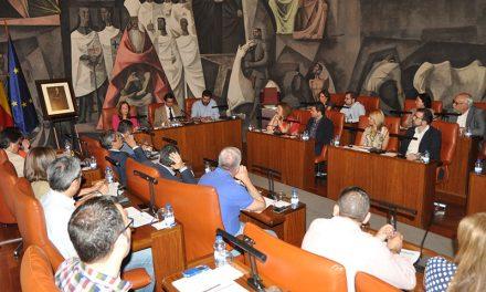 Diputación aprueba en pleno inversiones en Manzanares por 251.000 euros