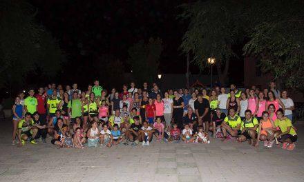 Alta participación y buen ambiente en la III Quedada Nocturna de Torralba de Calatrava