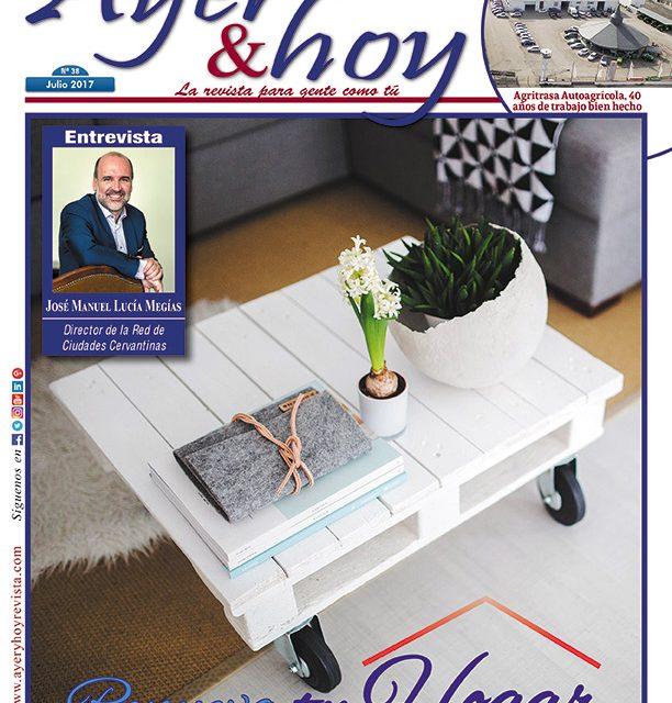 Revista de Julio 2017 – Ciudad Real