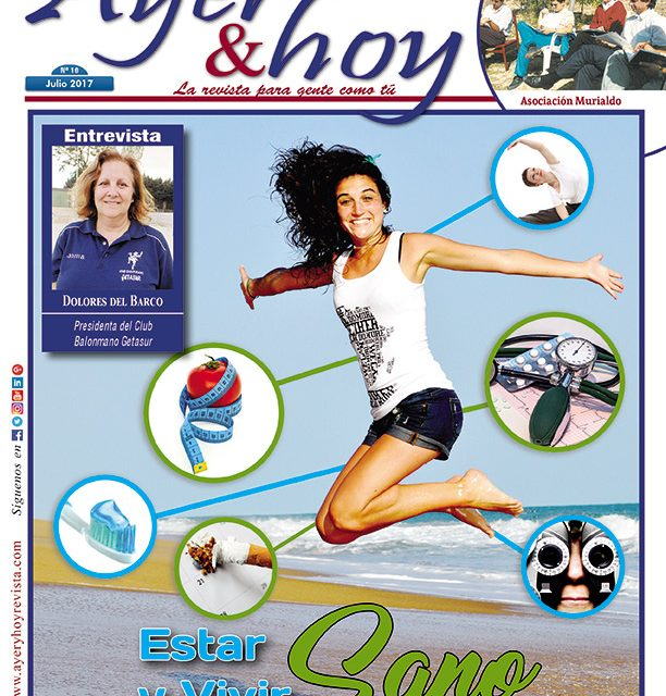 Revista de Julio 2017 – Getafe