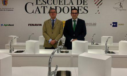 Escuela de Catadores reconocida con el premio especial de la comarca 'Corazón de la Mancha' y avalada por la UCLM