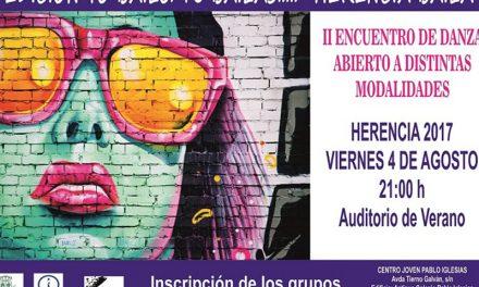 """II Encuentro de Danza """"Yo bailo, tú bailas… Herencia baila"""""""