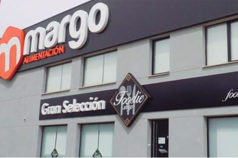 Alimentación Margo, también en Alcázar, ha creado la tienda Foodieshop