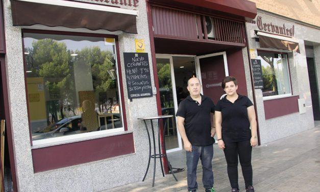 """Cafetería-Restaurante """"Nuevo Cervantes"""""""