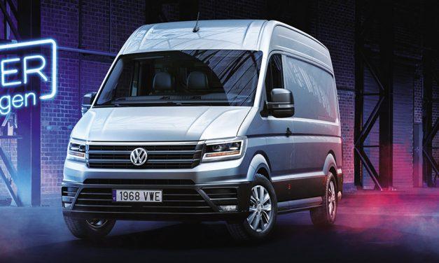 Nuevo Crafter: ADN 100% Volkswagen