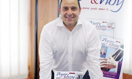Miguel Ángel Gómez Poblete, gerente de Ayer&hoy