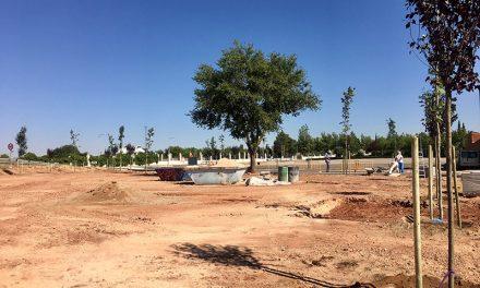 Campo de Criptana contará con nuevos espacios verdes, más recursos y servicios en la zona del ferial y el auditorio