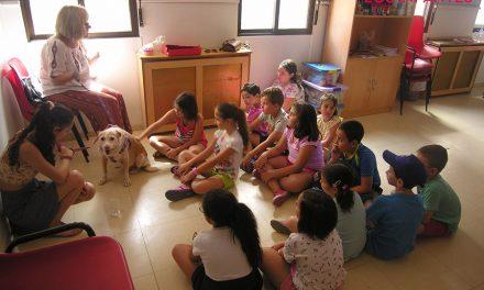Los Talleres de Verano y Actüa, juntos un año más para concienciar a los niños de la importancia de cuidar y respetar a los animales