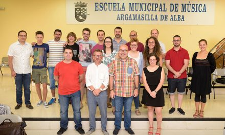 Arranca el XV Curso Internacional de Dirección de Bandas de Argamasilla de Alba