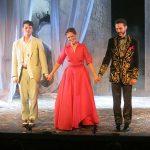 Silvia Marsó recibe el V Premio Patio de Comedias en la apertura del VII Festival Internacional de Teatro y Títeres