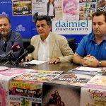"""'Daimiel en Concierto"""" apuesta por un plantel de artistas variado para llegar al público"""