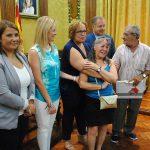 Siete familias de Valdepeñas reciben viviendas de alquiler social
