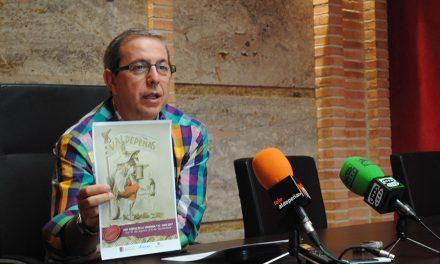 Más de 120 actividades componen las LXIV Fiestas de la Vendimia y el Vino de Valdepeñas