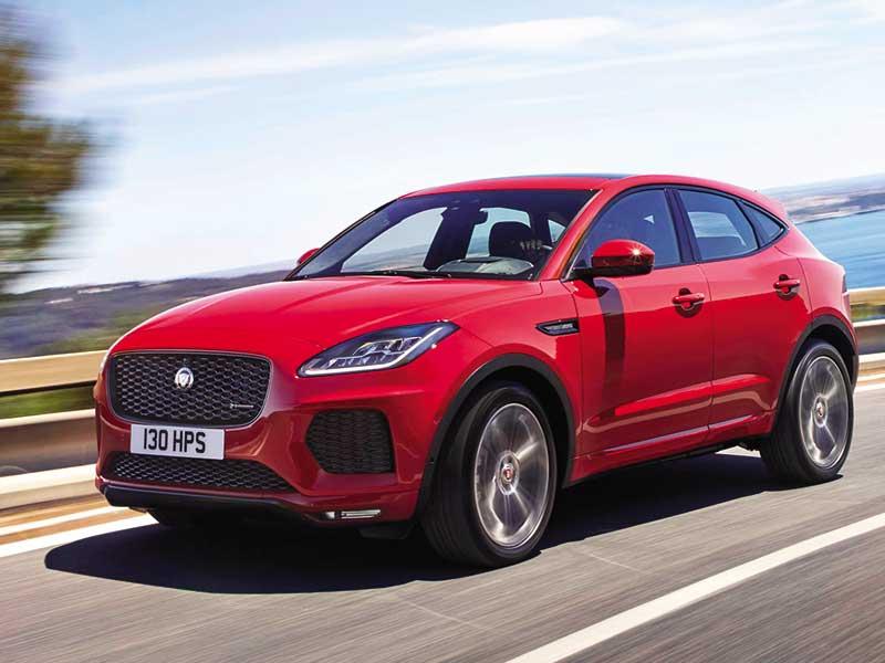 Nuevo Jaguar E-PACE. Un SUV con diseño y rendimiento de un deportivo