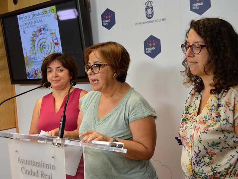 La Feria y Fiestas de Ciudad Real contemplan 71 actividades desde el 12 al 22 de agosto
