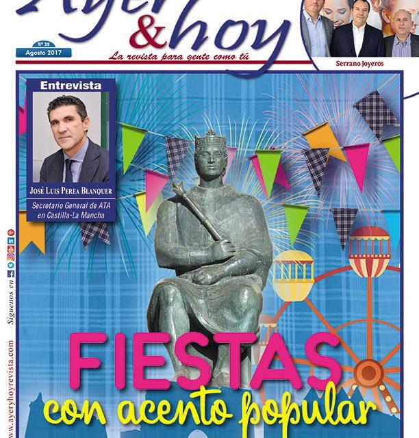 Revista de Agosto 2017 – Ciudad Real