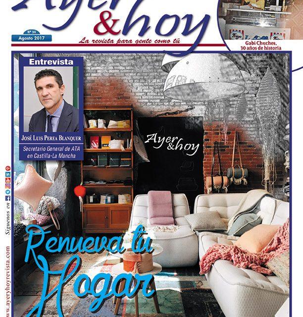 Revista de Agosto 2017 – Manzanares-Valdepeñas
