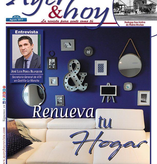 Revista de Agosto 2017 – Zona Mancha
