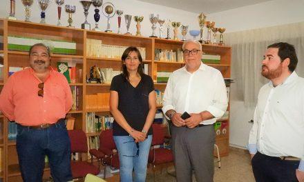El equipo de gobierno apuesta por una educación pública, de calidad y con buenas infraestructuras