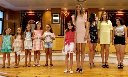 Marta Mora y Sofía Fernández serán las reinas juvenil e infantil de la Feria y Fiestas 2017