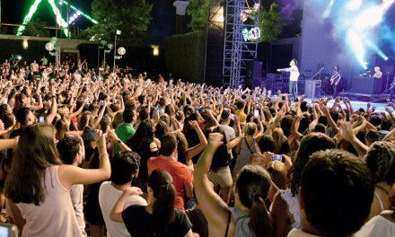Fiestas con acento popular