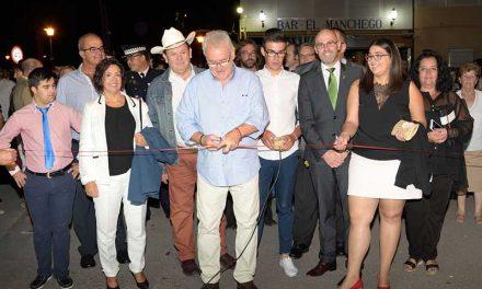 Cayo Lara e Isaac Cantón pregonan la Feria y Fiestas 2017 de Argamasilla de Alba