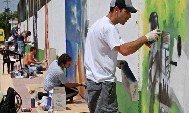 "VII Certamen Nacional de Graffiti ""Las Aventuras del Quijote"" de Argamasilla de Alba"