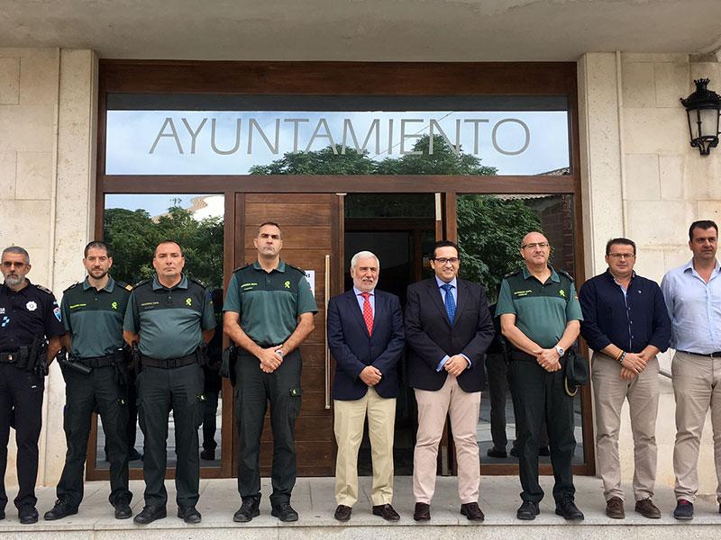 Éxito del servicio de Guardería Rural Nocturna en Campo de Criptana sin ningún registro de robos en su término