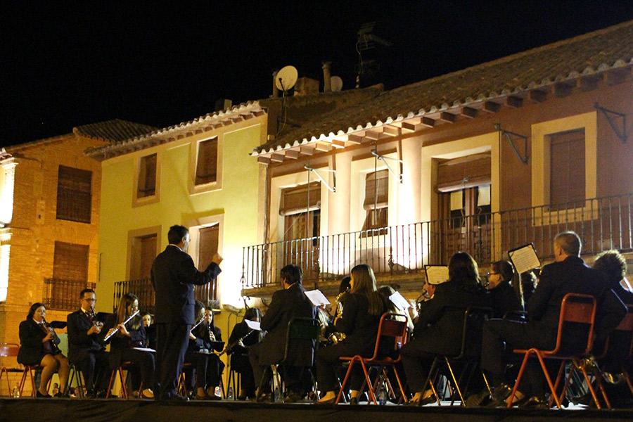 La Banda Municipal ofreció su tradicional concierto de pasodobles