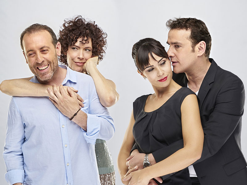 """La comedia """"El Test"""", en la programación cultural de septiembre"""