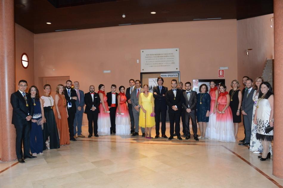Una espectacular Fiesta de las Letras pone el broche de oro a la Feria y Fiestas 2017