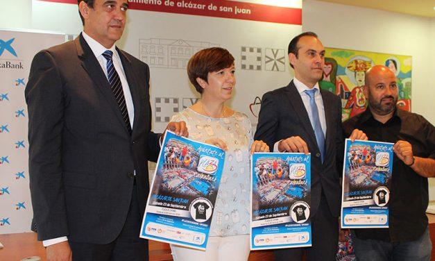 Alcázar será una de las sedes del Circuito Plaza 3×3 que unirá a más de 1.000 personas en torno al baloncesto