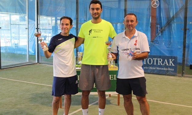 El pasado fin de semana se celebró el torneo LOVE PÁDEL en las instalaciones de Tenis y Pádel Poblete