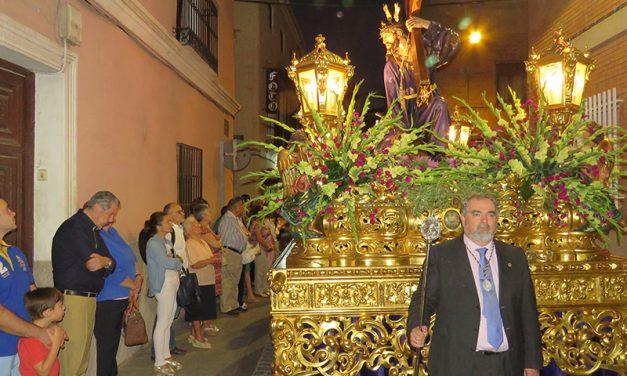 """La procesión de Jesús del Perdón puso el broche a unas fiestas """"excepcionales"""""""