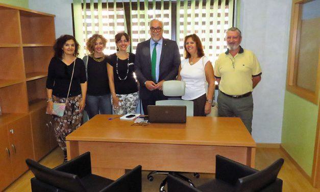 AECC y Ayuntamiento ponen en marcha el servicio de psicooncología