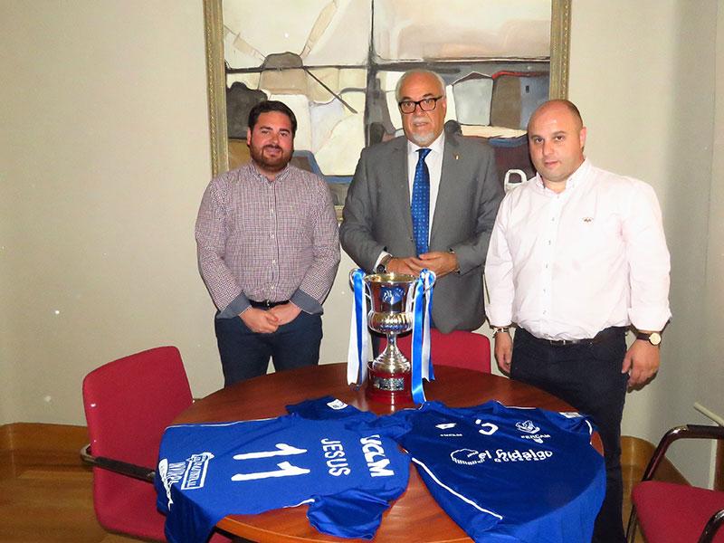 El Manzanares FS agradece el apoyo del Ayuntamiento