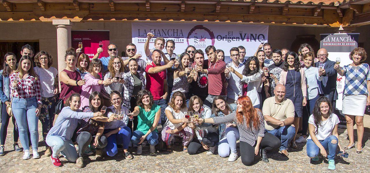 Los vinos DO La Mancha en la Universidad regional