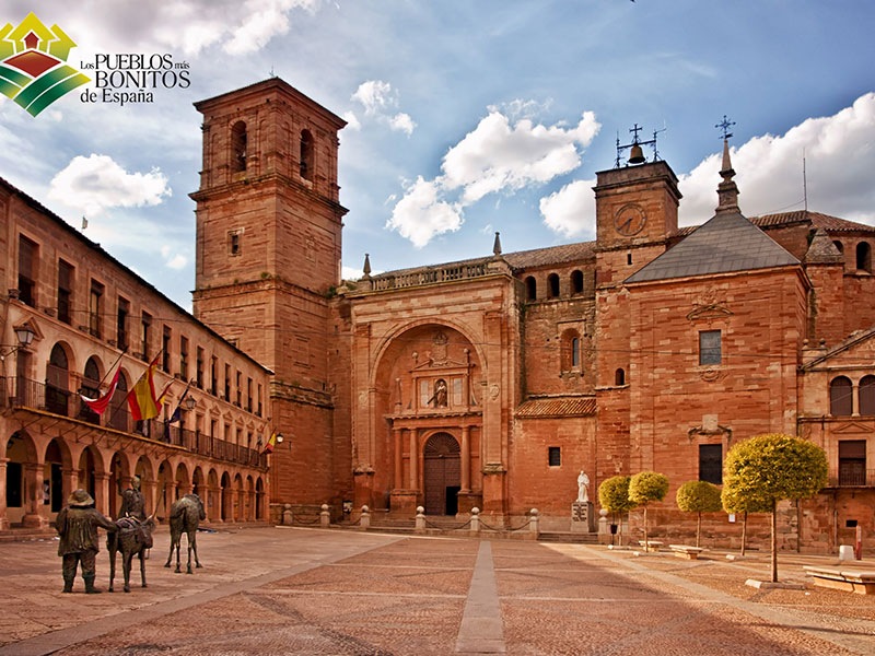 Villanueva de los Infantes celebrará el Día de los Pueblos más Bonitos de España con visitas guiadas gratuitas por el casco histórico