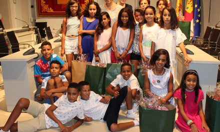 Finaliza en Alcázar el programa 'Vacaciones en Paz'