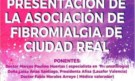 Presentación de la Asociación de Fibromialgia de Ciudad Real