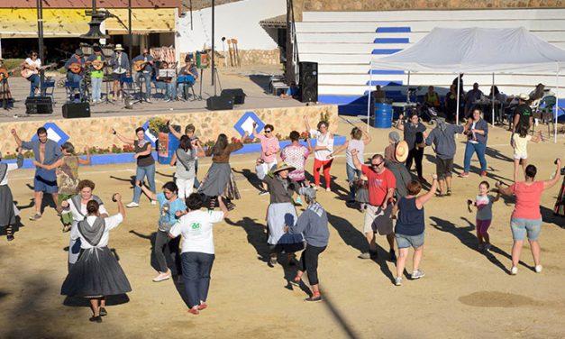 La Fiesta de la Vendimia vuelve a convertirse en un día para la exaltación de las tradiciones manchegas