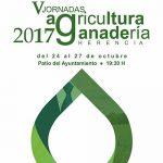 Las V Jornadas de Agricultura y Ganadería anticipan las novedades y perspectivas del sector agroalimentario