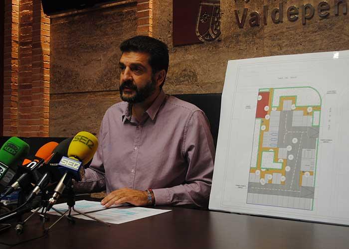 Valdepeñas prevé tener abierto en el mes de abril su Aparcamiento de Autocaravanas