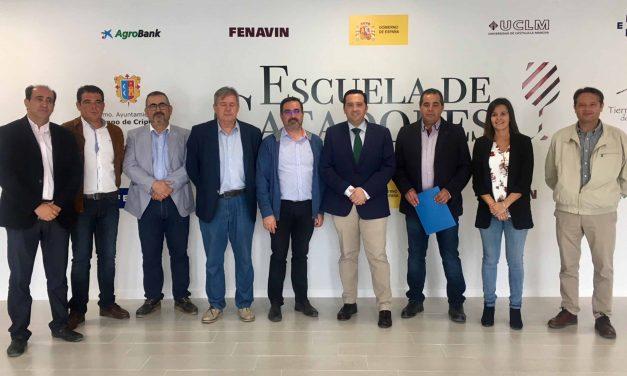 Firmado un acuerdo de colaboración entre el Ayuntamiento, Mancha Norte y las tres cooperativas agroalimentarias de Campo de Criptana