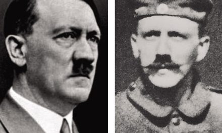 El bigote de Hitler