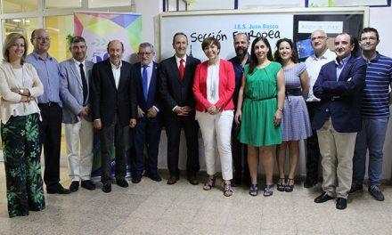 Rubalcaba apadrina el 50 Aniversario del instituto alcazareño 'Juan Bosco' apostando por el futuro de la educación pública en la sociedad del conocimiento
