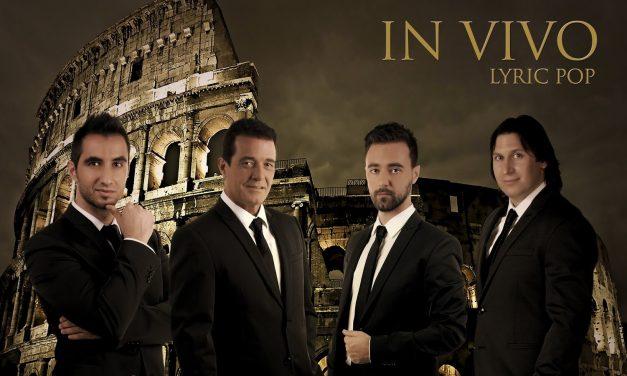 La fusión de la lírica y el pop llega este sábado a Valdepeñas con 'In Vivo'